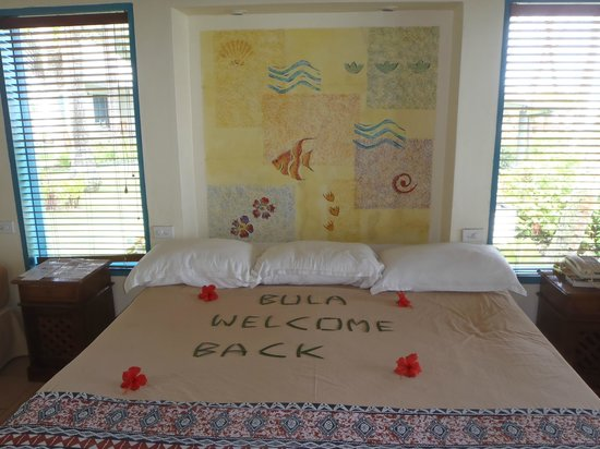 Fiji Hideaway Resort & Spa: welcome back