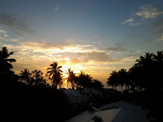 Casa Blanca Hotel & Surf Camp: sunrises