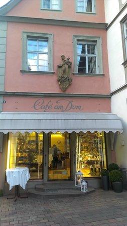Bamberg Altstadt: Любимое кафе