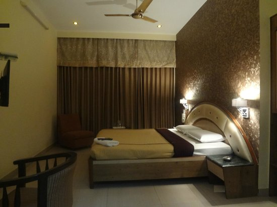 Hotel Blue Diamond : Designer Room