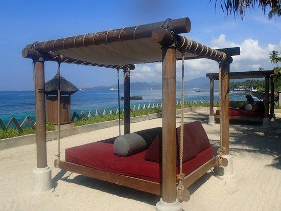 Rama Candidasa Resort & Spa: Beach Pool