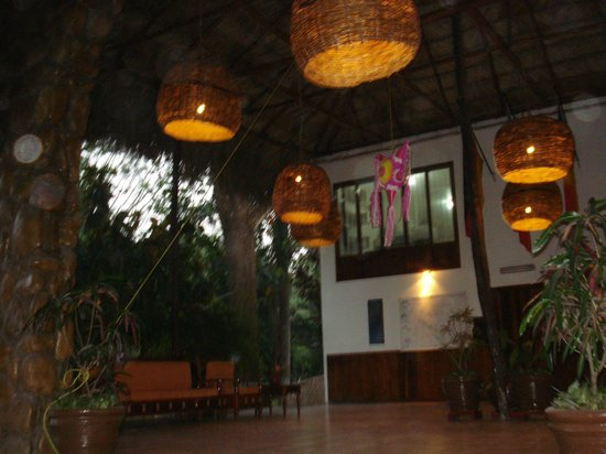 Hotel Nututun Palenque: Lobby
