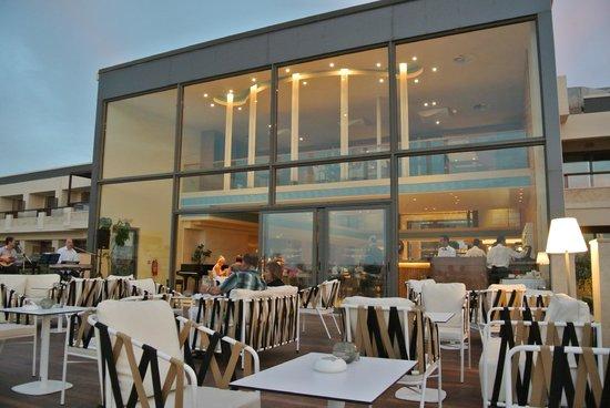 TUI SENSIMAR KALLISTON Resort & Spa by ATLANTICA: terrace