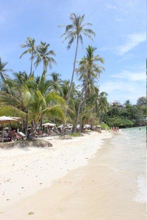 Kantary Bay, Phuket: Beach area Kantary Bay