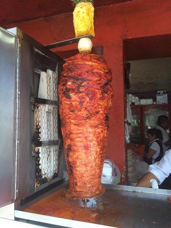 Tacos Guss: el pastor