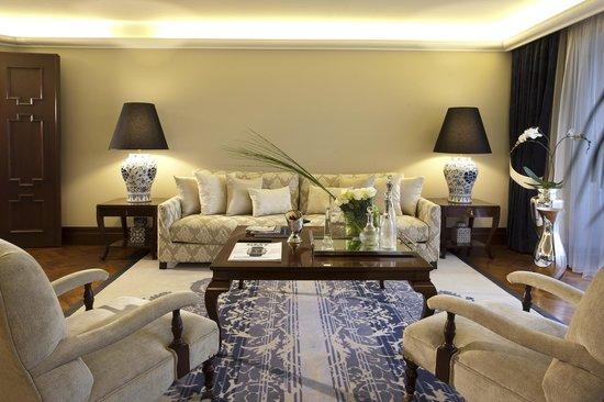 Kempinski Hotel Frankfurt Gravenbruch: Executive Suite Blue