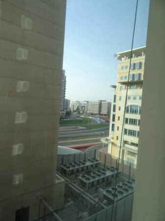 Tulip Creek Hotel Apartments : view from room 503