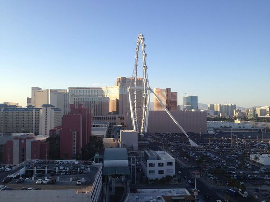 Bally's Las Vegas Hotel & Casino: view of the High roller