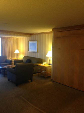 Bally's Las Vegas Hotel & Casino : room