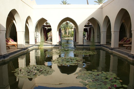 Club Med Marrakech La Palmeraie : Espae 5 mondes