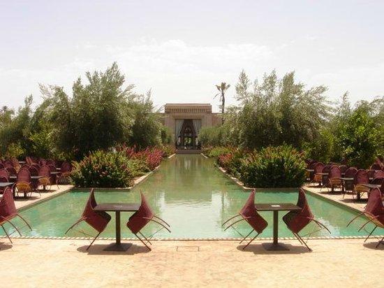 Club Med Marrakech La Palmeraie : Terrasse repas