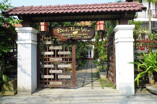 Botanic Garden Homestay: L'hotel