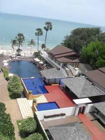 Pullman Pattaya Hotel G: Вид из номера