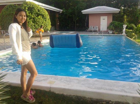 Villa Rosa : Infinity Pool