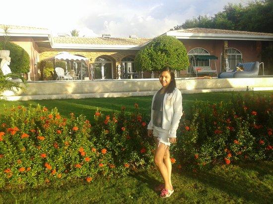Villa Rosa : Garden