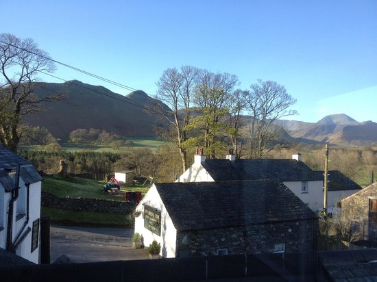 Swinside Inn: Great view from the catbells room