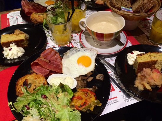 L'Amour Fou: One of the best brunch in town