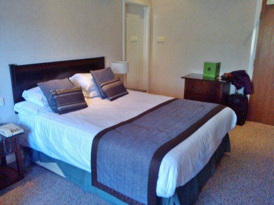 Shrigley Hall Hotel, Golf & Country Club : Room