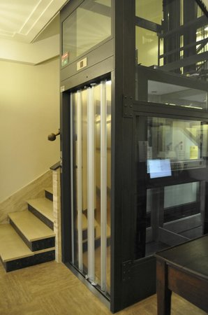 Relais 6 : Elevator