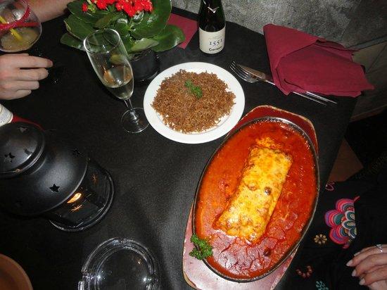 Nico's: Main meal