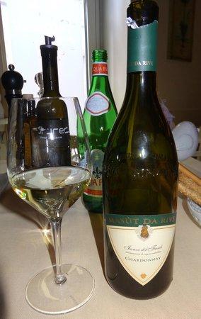 Mariano del Friuli, Italy: Masut da Rive - Chardonnay