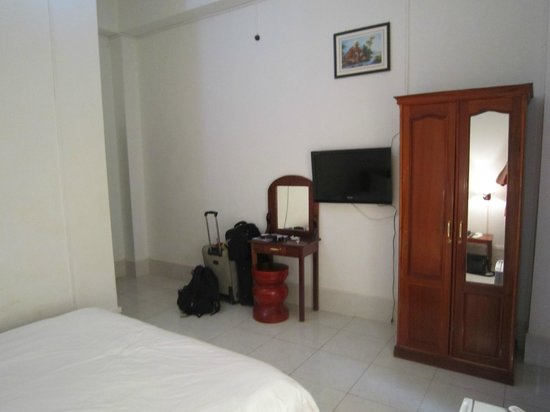 Maylay Guesthouse : Good Sized Room