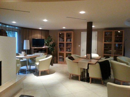 Hotel Heini: Saletta conversazioni