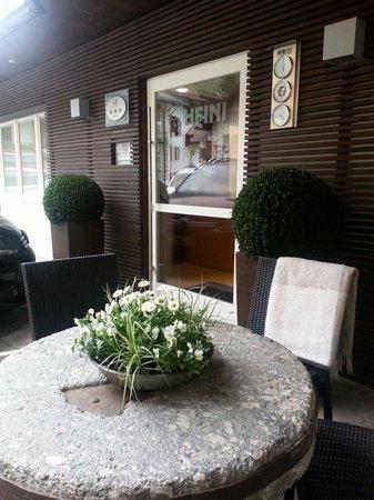 Hotel Heini : Ingresso