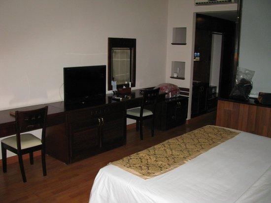 Hoang Ngoc Resort: Мой номер