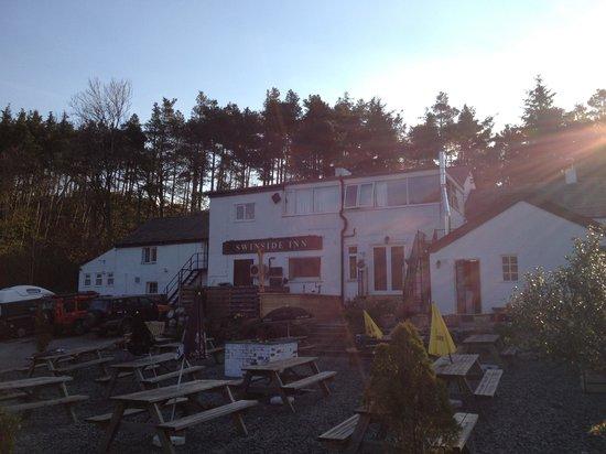 Swinside Inn: Swinny first thing in a morning