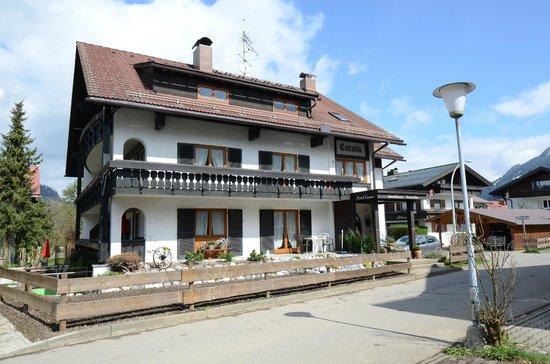 Hotel Garni Carola