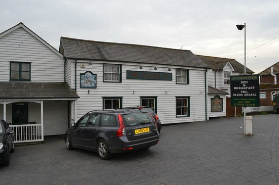 The Anchor Inn: Olde Worlde charm with modern facilities