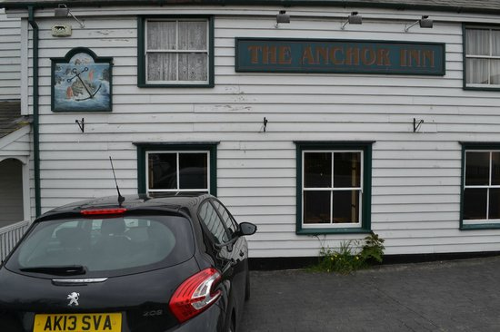 The Anchor Inn: Sling your anchor here . .