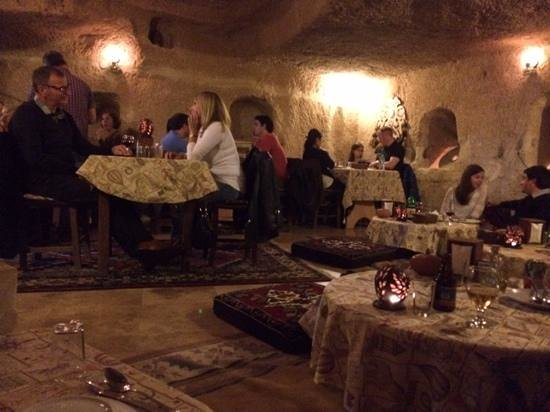 Ayvali, Turquie : This is how the interior looks like
