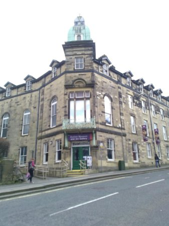 ‪Buxton Museum and Art Gallery‬