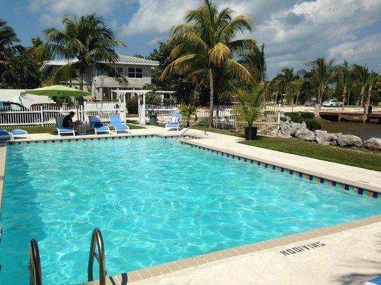 Seascape Motel and Marina: Piscine