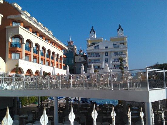 Dream World Resort: Отель рядом - Оранж - новый