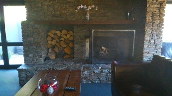 Drifters Inn Hanmer Springs : Lounge area