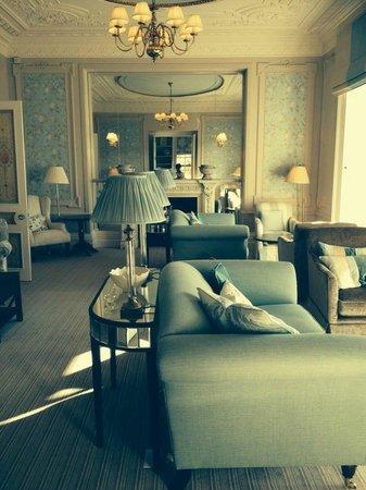 Laura Ashley Hotel The Belsfield : hotel sittingroom
