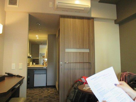 Dormy inn Premium Shibuya Jingumae: 1.