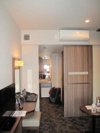 Dormy inn Premium Shibuya Jingumae: 2.
