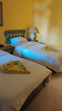 Giftun Azur Resort: Kamers t gebouw