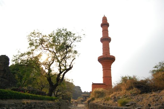 Daulatabad, الهند: Devgiri Fort (Daulatabad Fort)