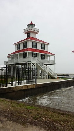‪The New Canal Lighthouse‬