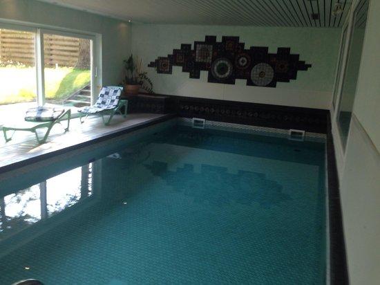 Park Hotel: 24h heated swimmingpool