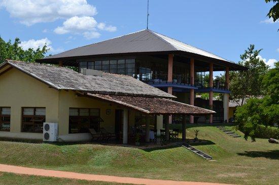 Elephant Corridor Hotel : main hall