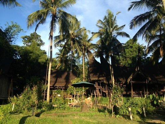Bambu Indah: Accommodation grounds