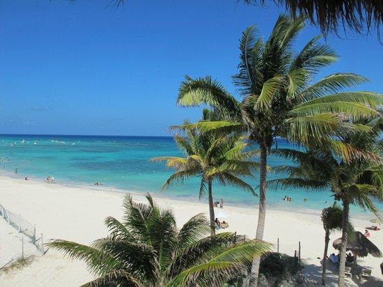 Mahekal Beach Resort: Aussicht Penthouse