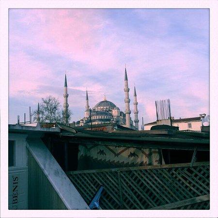 Q Hotel Istanbul : Sultanahmet Camii
