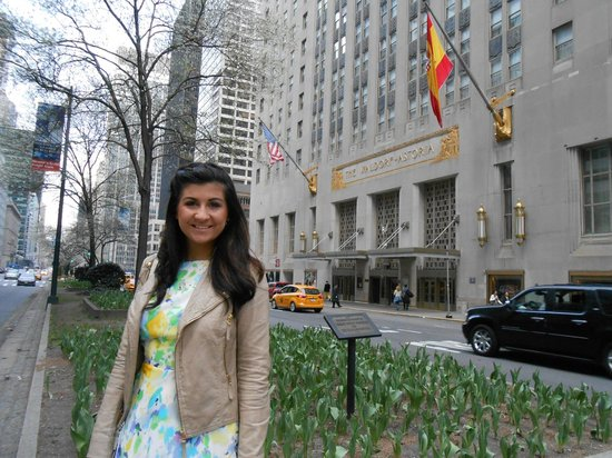Waldorf Astoria New York: the hotel
